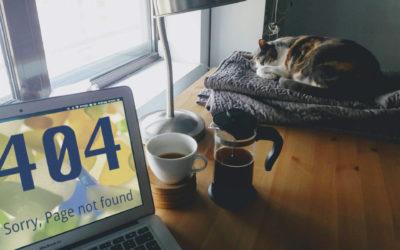 404-Seiten nutzen und richtig aufbauen
